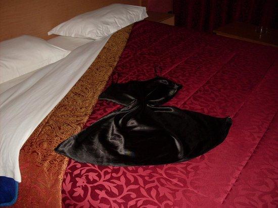 Meriem Hotel : camera