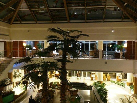 Fujairah Rotana Resort & Spa - Al Aqah Beach : بهو الفندق