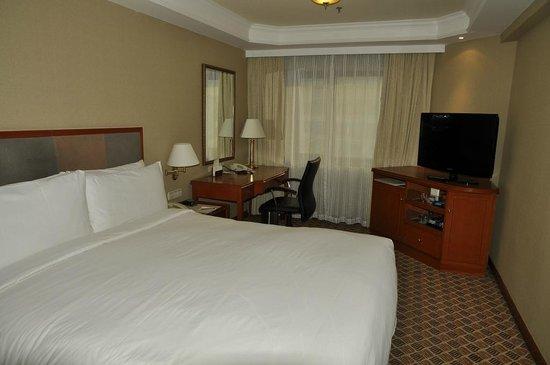 Traders Hotel, Beijing: Room