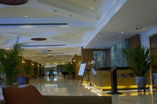 Traders Hotel, Beijing: Lobby