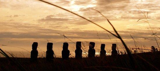 explora Rapa Nui - All Inclusive: Moai Statues