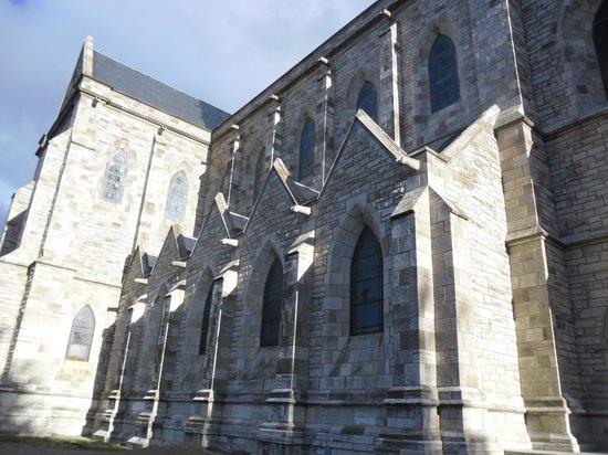 Church of Our Lady of Nahuel Huapi: Por fuera