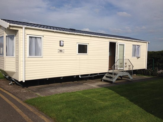 Our caravan rio gold 2 brand new 2014 - Picture of Holiday