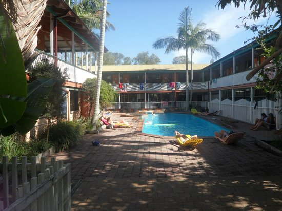 The Arts Factory Backpackers Lodge : pool