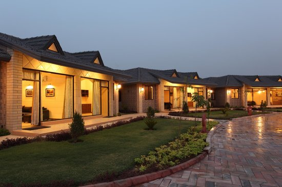 Goverdhan, India: Brij Vasundhara Cottages