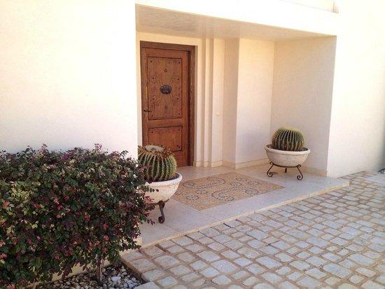 Villas Alondra & Suites : Suit 23 door entrance
