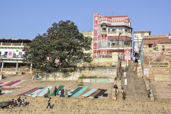 Shiva Ganges View: From the Ghat