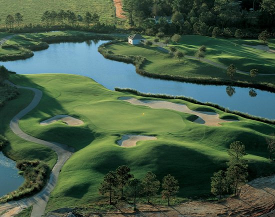 Cotton Creek at Craft Farms: Cypress Bend Hole #6