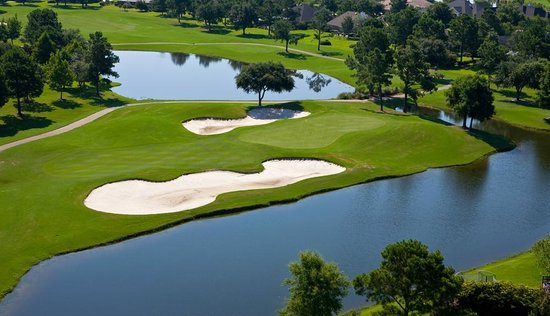 Cotton Creek at Craft Farms: Cypress Bend Hole #15