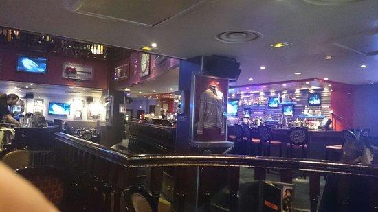 Hard Rock Cafe Paris: Parter