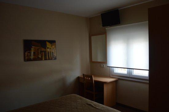 Hotel Vettonia: Habitación.