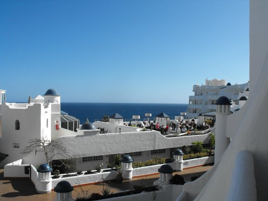Santa Barbara Golf & Ocean Club: view from room