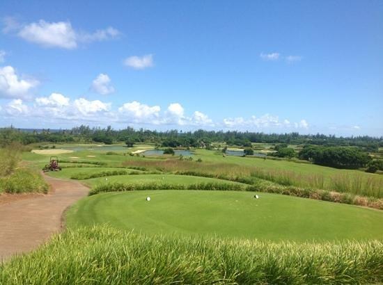 Heritage Awali Golf & Spa Resort : 8th Tee