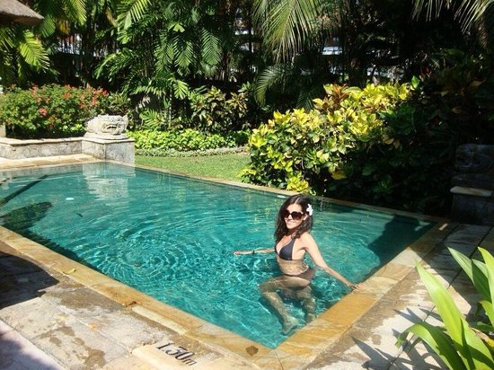 Melia Bali : Villa pool
