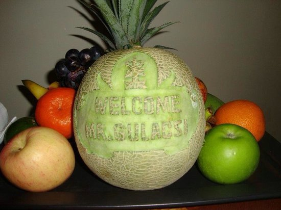 Melia Bali Indonesia : Welcome
