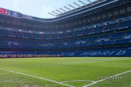Santiago-Bernabéu-Stadion: Bernabeu