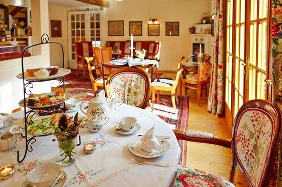 Landhaus Ettenbuehl - Restaurant