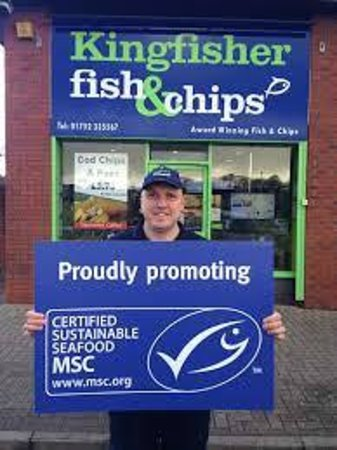 Kingfisher Fish & Chips: Best Fish & Chips