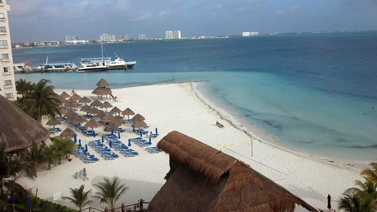 Casa Maya Cancun: View from our room