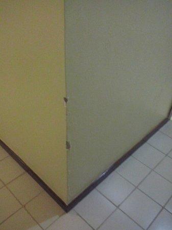 Prodigy Hotel Recife: Falta de manutenção.