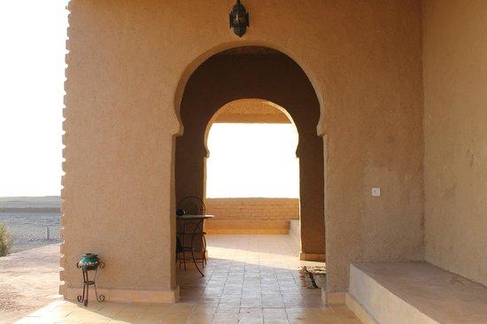 Le Chevalier Solitaire: La porta sul deserto