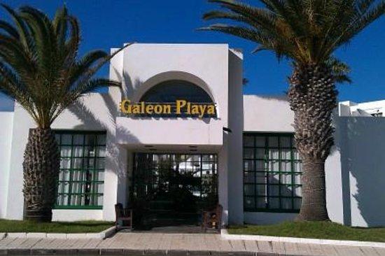Apartamentos Galeón Playa: Reception