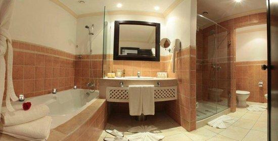 Mogador Palace Agdal : Salle de bain Chambre Double Supérieure