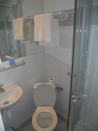 Hotel Excelsior Republique : Bagno
