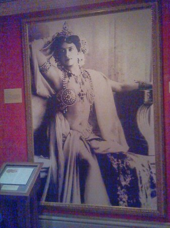 International Spy Museum : Mata Hari