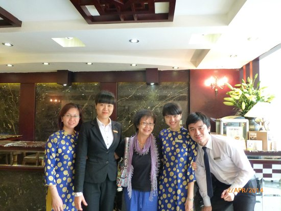 Hanoi Moment Hotel : HAPPY MOMENT 2