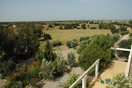 Villa Juba: un parc de 15 hectares