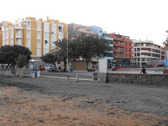 Hotel  Arenas del Mar: el medano