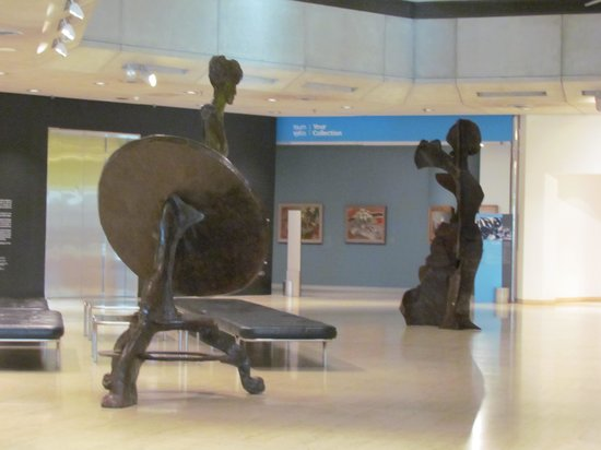 Art Gallery of Western Australia : interno