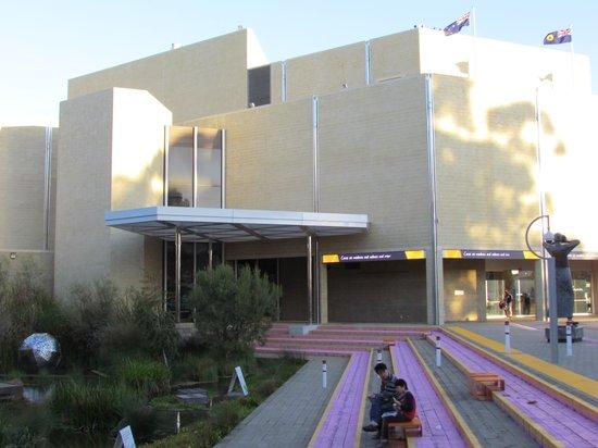 Art Gallery of Western Australia: esterno