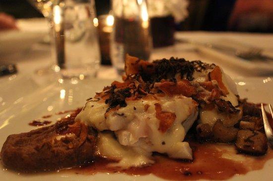 Fjord Restaurant: Еда