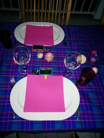 Chambres et Table d'Hôtes Annick et Francis : Les décos d'Annick