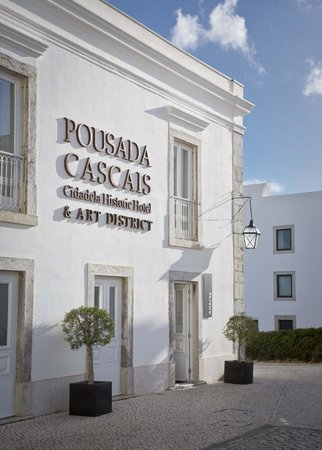 Pestana Cidadela Cascais: Facade I