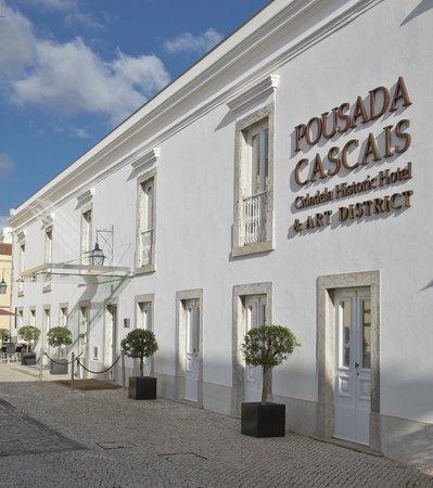 Pestana Cidadela Cascais: Facade II