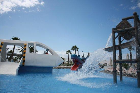 ClubHotel Riu Gran Canaria : piscina bambini