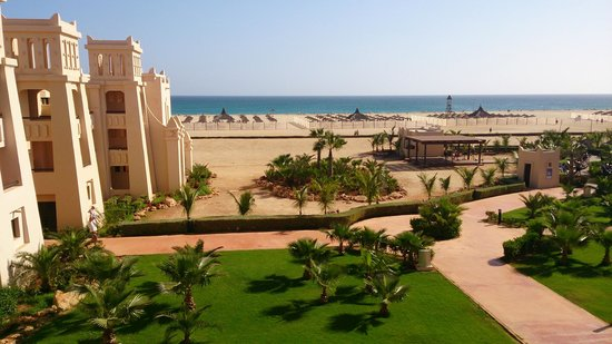 Hotel Riu Touareg : View from room 6217, amazing!