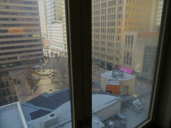 The Joule, Dallas : View from room