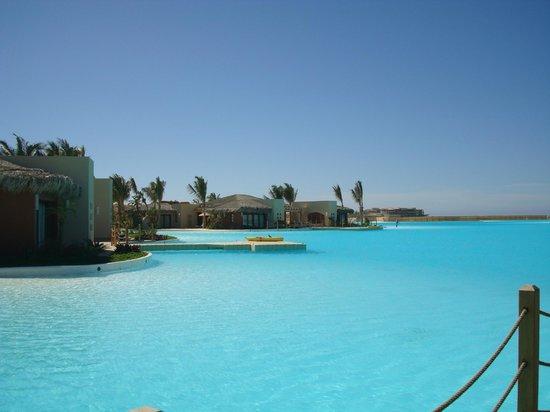 Cabo del Sol Golf Club : Big pool!!