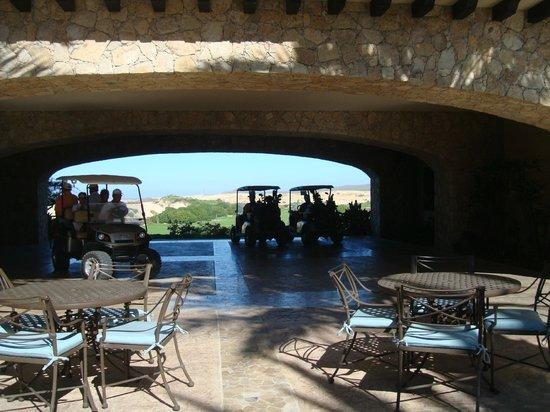 Cabo del Sol Golf Club : Golfers ready to play.