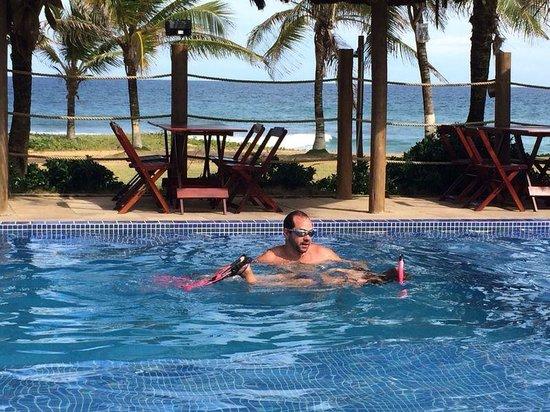 Villa Da Praia Hotel : Piscina do hotel