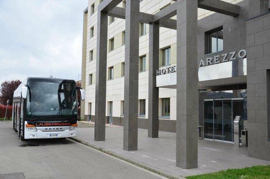 AC Hotel Arezzo : Ingresso