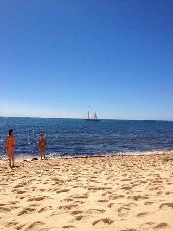 Be Smart Terrace Algarve: Nearby stunning Nova beach