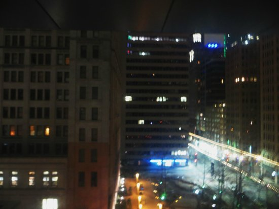 The Joule, Dallas : View of Akard and Main