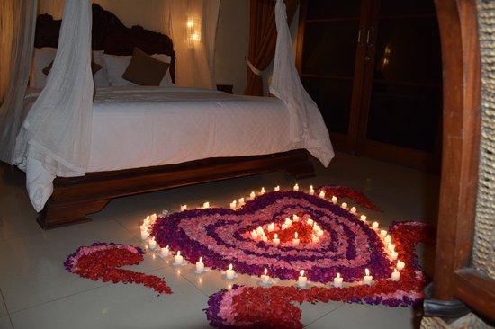 Putu Bali Villa and Spa: наша украшенная вилла