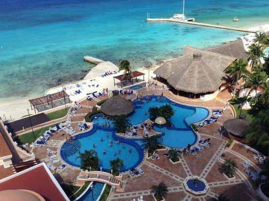 El Cozumeleno Beach Resort: Un complexe magnifique
