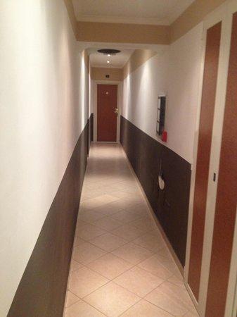 Hotel San Marco: Corridoio